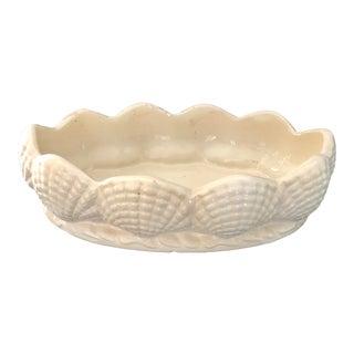 Seashells Bulb Jardiniere For Sale