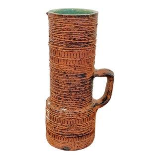 1970s Spara Keramik Studio Pitcher Vase 712/31 For Sale