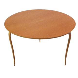 Bruno Mathsson Occasional Table For Sale