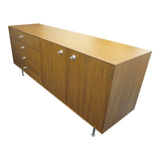 Mid-Century Modern George Nelson Thin Edge Buffet For Sale