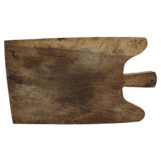 Oversize Antique French Cutting Board