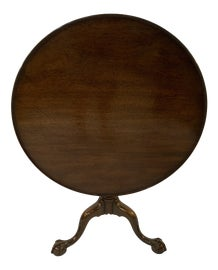 Image of Kittinger Tilt-Top Tables