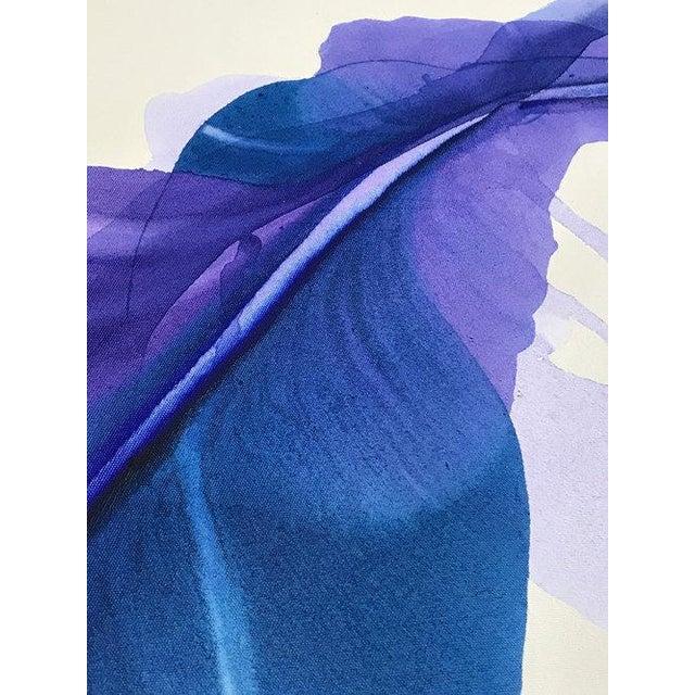 Marta Spendowska Marta Spendowska, 'The Blue Bell' Painting, 2018 For Sale - Image 4 of 4