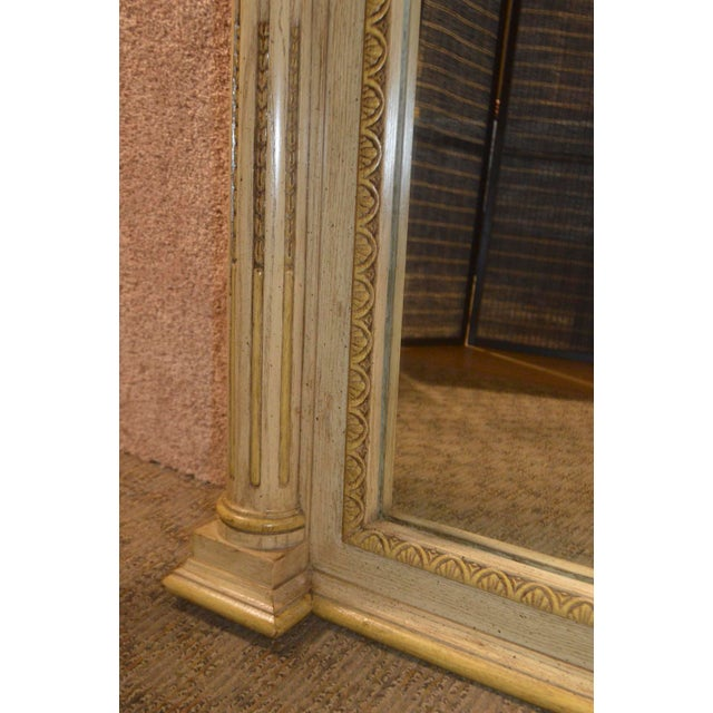Cellini Furniture Neo-Classic Style Italian Wall Mirror For Sale - Image 11 of 13