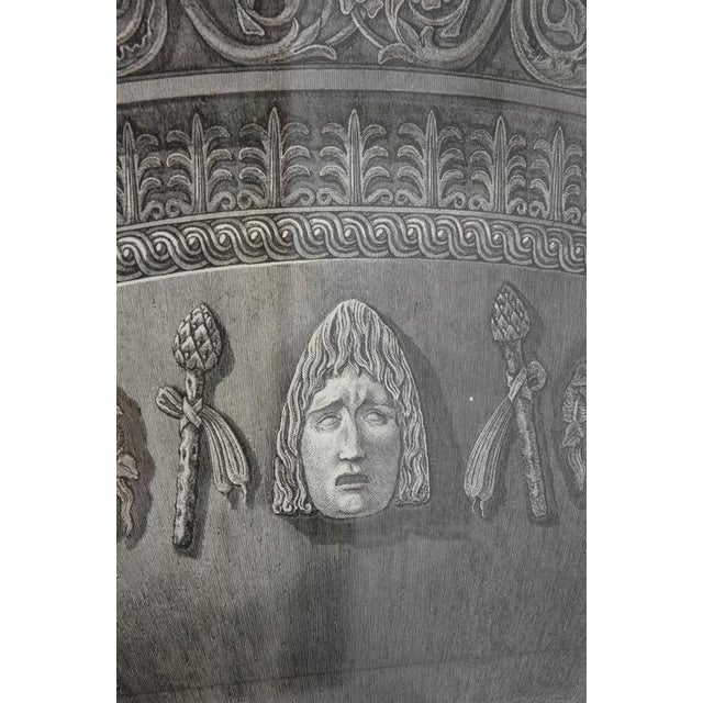 Set of Two Italian Copper-Plate Engravings by Giovanni Battista Piranesi For Sale In West Palm - Image 6 of 10