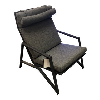 Talenti Outdoor Lounge Chair For Sale