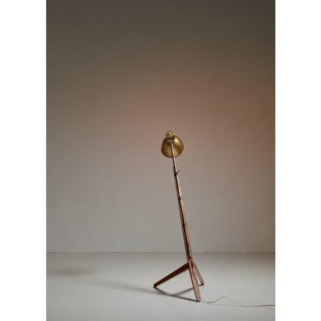 Franco Albini Franco Albini Very Rare Mitragliera floor lamp, Italy, 1940 For Sale - Image 4 of 7