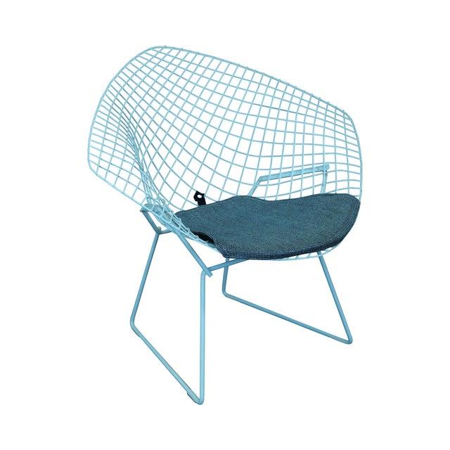 Super Harry Bertoia Knoll Vintage Diamond Lounge Chair Alphanode Cool Chair Designs And Ideas Alphanodeonline