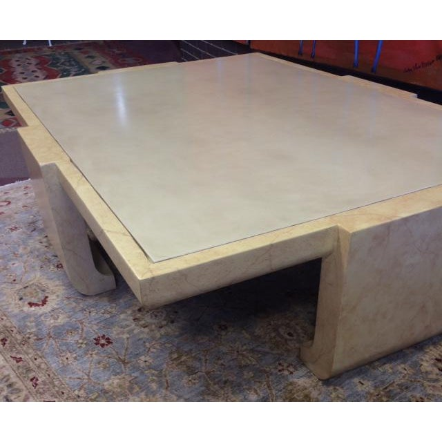 Alessandro for Baker Furniture Coffee Table - Image 2 of 7