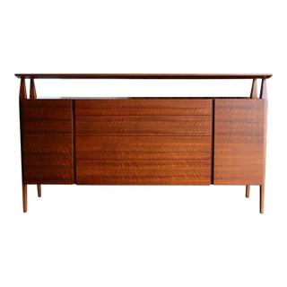 Bertha Schaefer Model 2154 Credenza for Singer & Sons Circa 1955 For Sale
