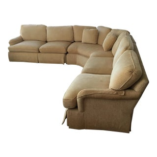 Baker Furniture Sectional Sofa For Sale