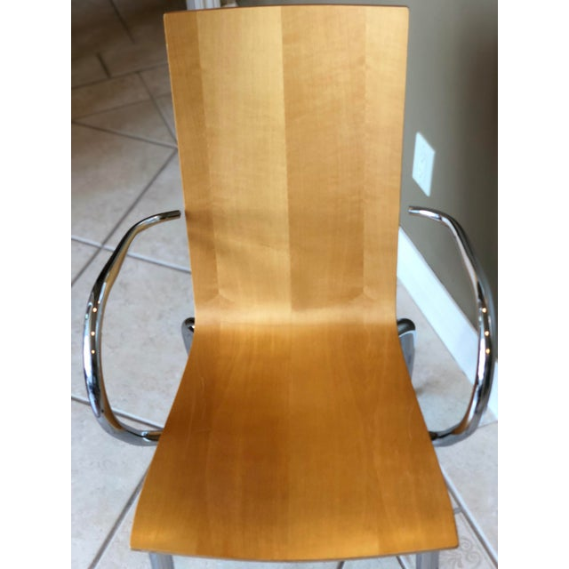 Late 20th Century Philippe Starck for Driade Olly Tango Armchair For Sale - Image 5 of 7