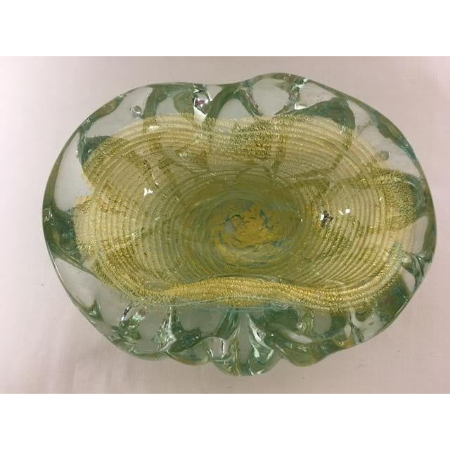 Vintage Murano Glass Bowl - Image 5 of 8