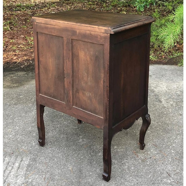 Antique Country French Louis XV Commode For Sale - Image 10 of 11