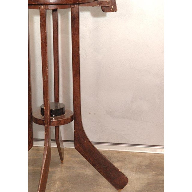 Decorative Hockey Stick Stand For Sale - Image 4 of 9
