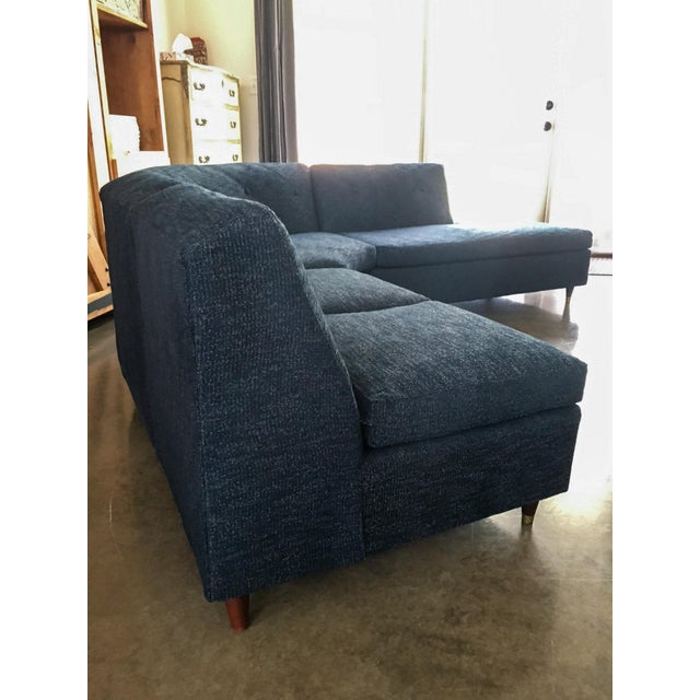 Mid Century Sectional Sofa - Image 8 of 11