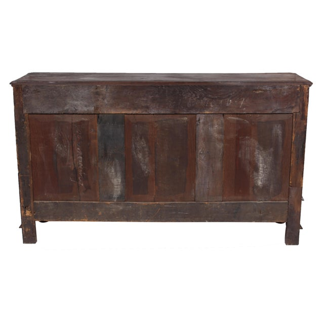 19th C. Louis XV-Style Buffet For Sale - Image 11 of 12