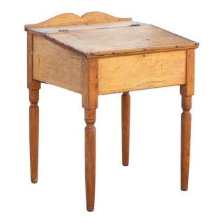 Antique Primitive Style Secretary Desk For Sale