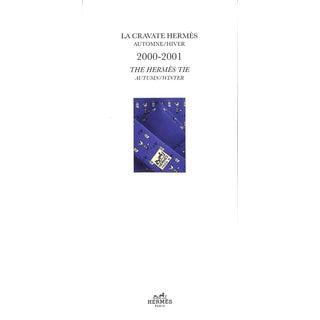 La Cravate Hermes Automne/Hiver: The Hermes Tie Autumn/Winter 2000-2001 For Sale
