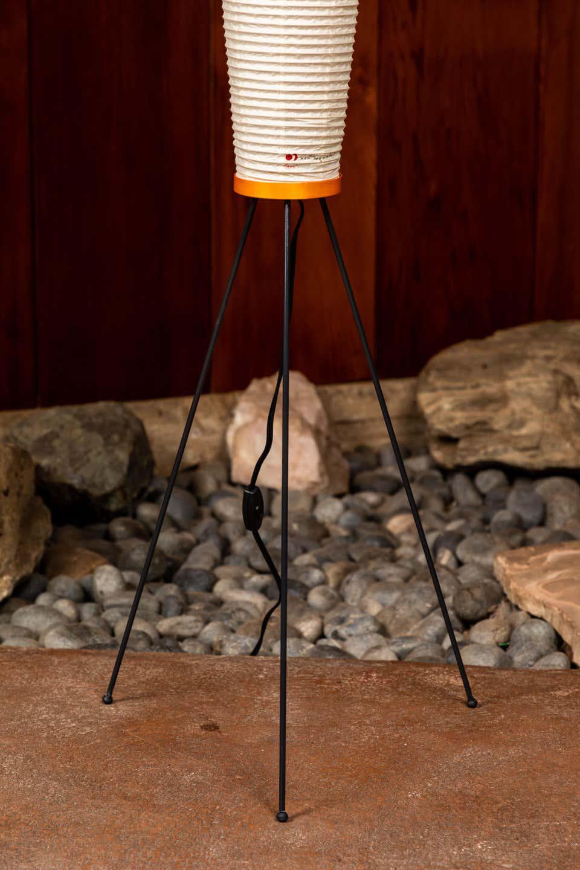 Isamu Noguchi Akari Lantern 24n Floor Table Lamps Handcraft Authentic F S Lamp Shades Home Garden