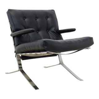 Mid Century Lounge Chair, Belgium