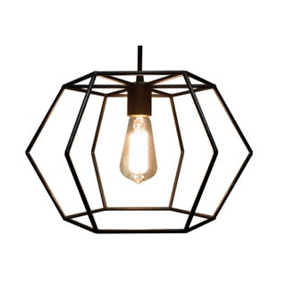 Hexa Pendant Light For Sale