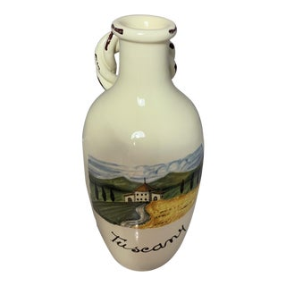 Vintage Il Nodo Ceramiche Jug For Sale