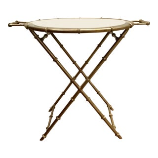Asian Style Side Table