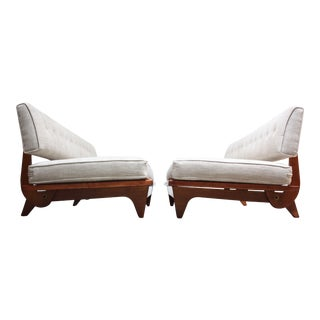 Pair of Daybed Sofas by Richard Stein for Knoll For Sale