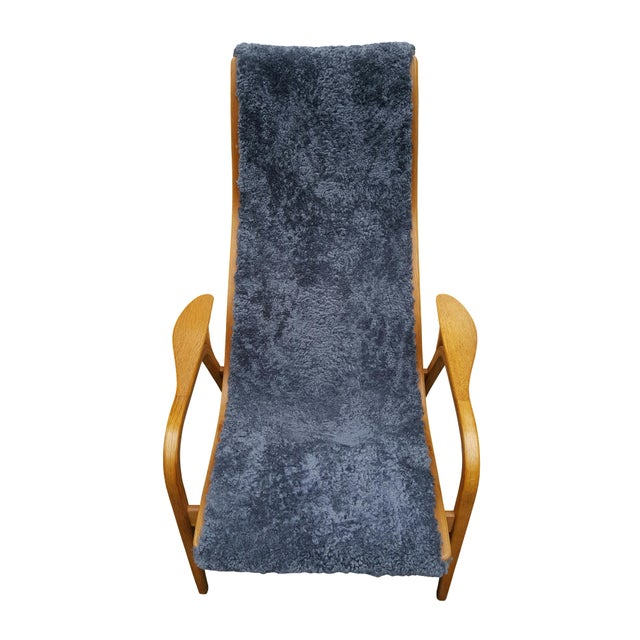 Swedese Swedish Lamino Lounge Chair - Image 5 of 7