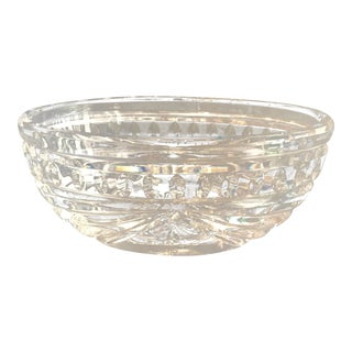 Waterford Crystal Oval Dish For Sale