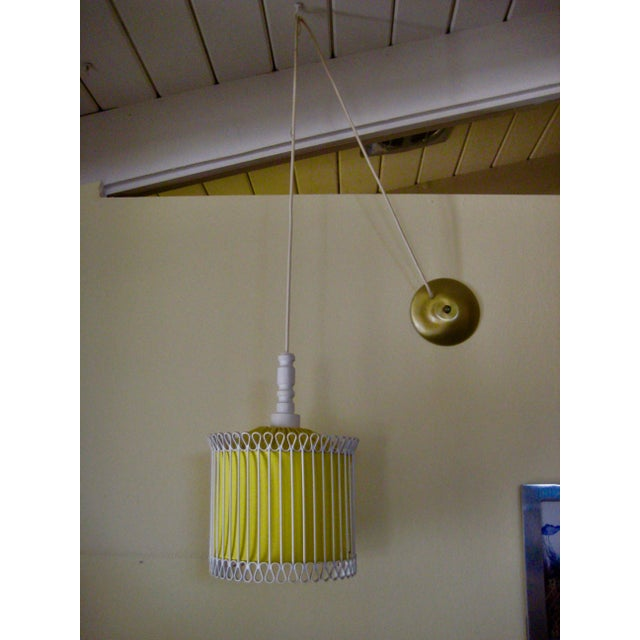 This is an original piece from the late 60 's - 70' s in the house ever since, nice elegant shape and very convenient...