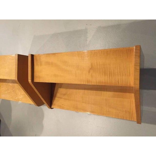 French Sycamore Night Stands - A Pair For Sale In New York - Image 6 of 8