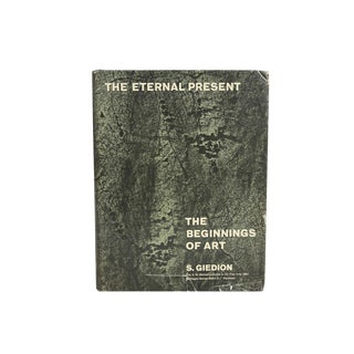 """The Eternal Present: Beginnings of Art"" Hardcover c. 1962 For Sale"