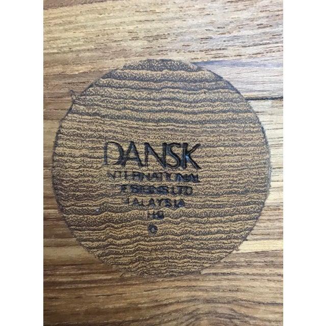 Dansk Vintage Jens Quistgaard Dansk Teak Wood Bowl For Sale - Image 4 of 5