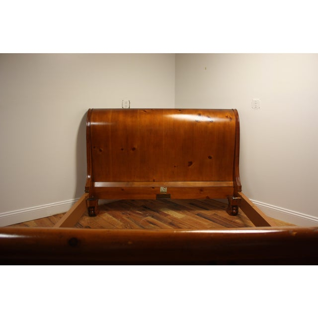 Queen Bed Frame For Sale - Image 12 of 13