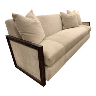 Modern Barry DixonTomlinson Aloysius Sofa For Sale