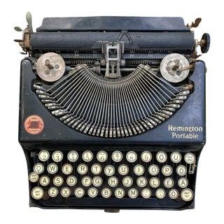 1920s Remington Portable Typewriter For Sale