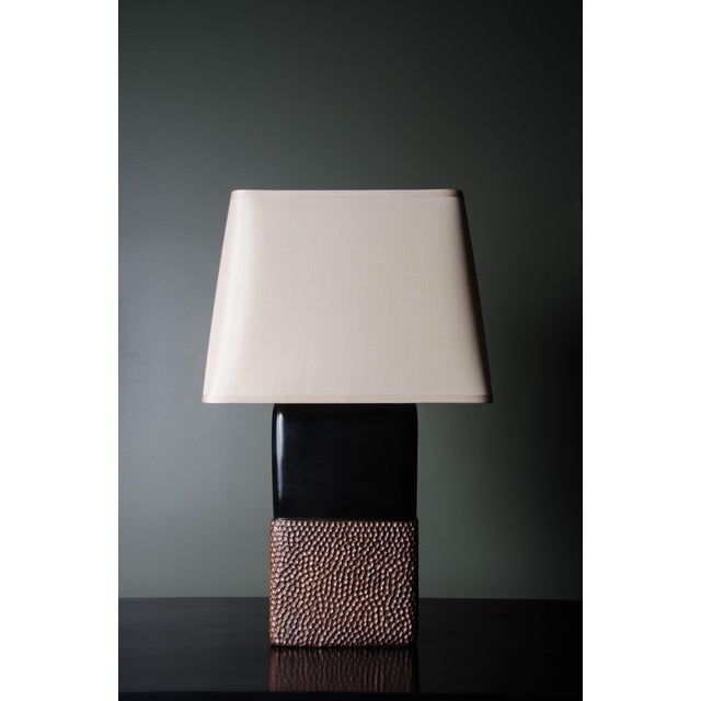 Contemporary Pebble Lamp For Sale - Image 3 of 6