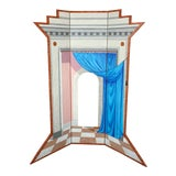 Image of Saks Fifth Avenue Screen by Lynn Curlee For Sale