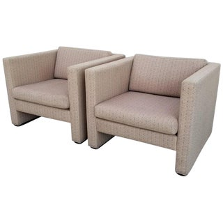 Pair of Lounge Chairs by Jack Cartwright For Sale