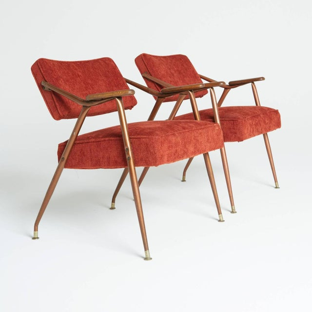 Viko Baumritter Adjustable Loungers - A Pair - Image 2 of 10
