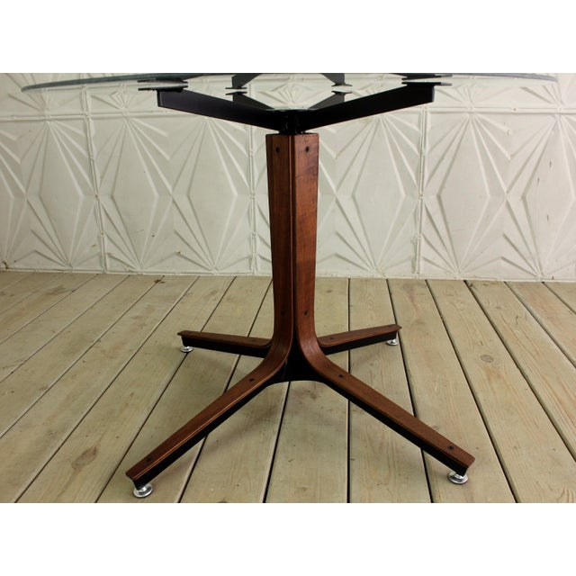 Mid-Century Modern 1960s Mid Century Modern Plycraft Dining Table For Sale - Image 3 of 6