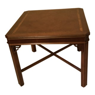 Chippendale Lane Side Table For Sale