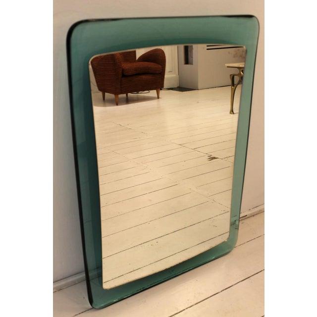 1950s Mirror Fontana Arte, 50's For Sale - Image 5 of 5