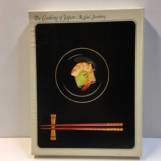 The Cooking of Japan 1972 Book For Sale - Image 13 of 13
