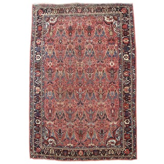 Bidjar Carpet - 11′3″ × 17′9″ For Sale