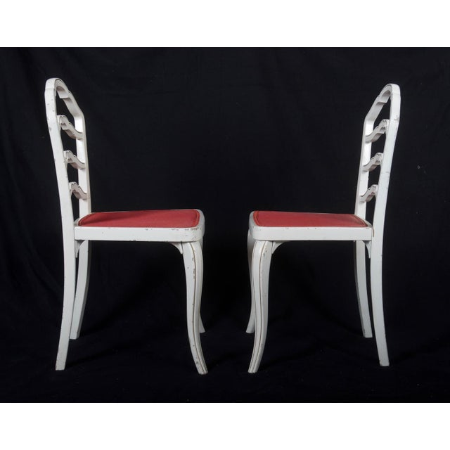 Dining Chairs by Thonet, 1930 - Set of 8 For Sale - Image 6 of 11