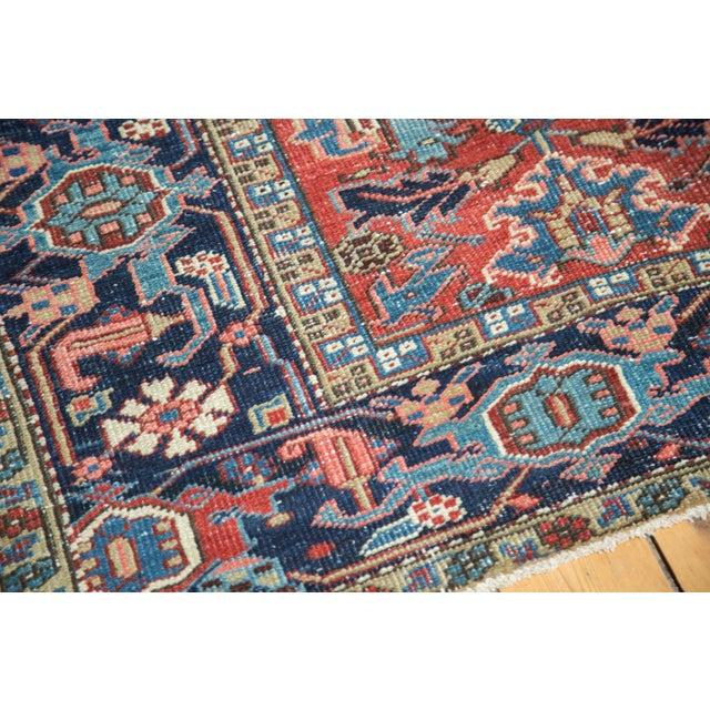 "Vintage Heriz Carpet - 7'6"" X 11'1"" - Image 4 of 10"