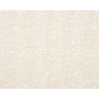 Hinson for the House of Scalamandre Nevins Fabric in Cream For Sale